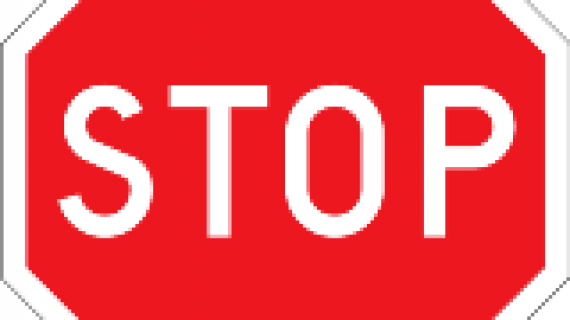 עצור – גבול לפניך!